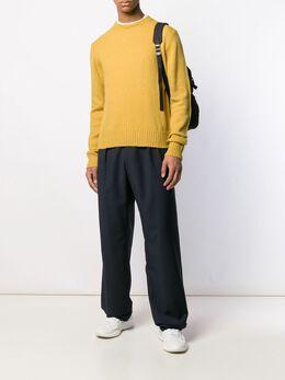 Prada свитер с круглым вырезом UMA110S13234V