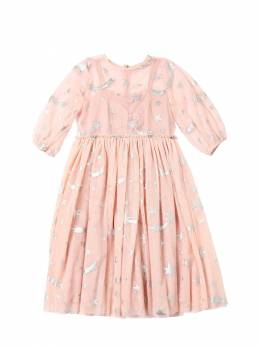 Платье Из Тюля Стретч Stella McCartney Kids 70I6SH016-NTc3Mw2