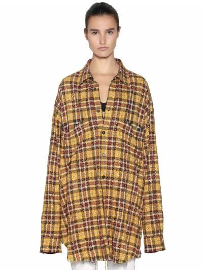Рубашка Из Хлопка Faith Connexion 67ID5G009-NzAw0 - 1