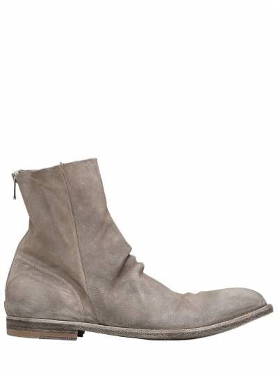 Ботинки Из Оленьей Кожи 67ID0A016-RDE5MQ2 - 1