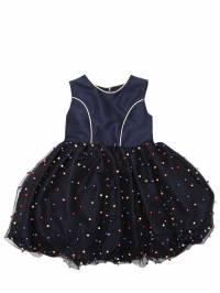 Платье С Вышивкой La Stupenderia 67I8ZG031-QkxVRQ2 - 1