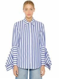 Рубашка Из Хлопка Поплин Vivetta 67I4UM007-NzA1 - 1