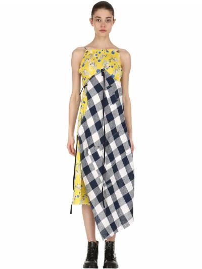 Платье Из Хлопка 67I4T2007-WUVMTE9X0 - 1
