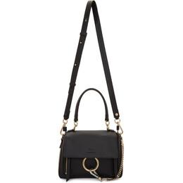 Chloe Black Mini Faye Day Bag 192338F04700601GB