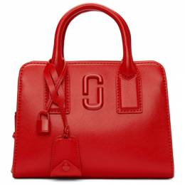 Marc Jacobs Red Little Big Shot Bag 192190F04600501GB