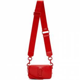 Marc Jacobs Red Small Snapshot Camera Bag 192190F04801201GB