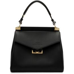 Givenchy Black Medium Mystic Top Handle Bag 192278F04801401GB