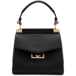 Givenchy Black Small Waxy Mystic Bag 192278F04801601GB