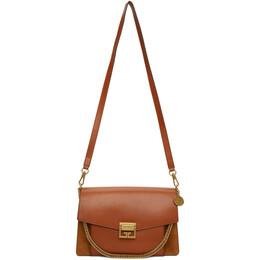 Givenchy Tan Medium GV3 Bag 192278F04804301GB