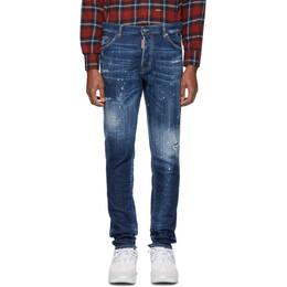 Dsquared2 Blue Cool Guy Jeans S74LB0597 S30342