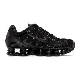Nike Black Shox TL Sneakers AV3595