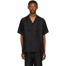 Dolce & Gabbana Black Silk Shirt 192003M19200803GB