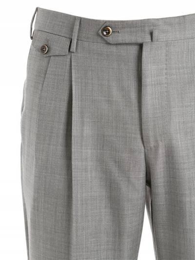 Брюки Из Шерсти 18cm Pantaloni Torino 67I3IN003-MDIyMA2 - 2