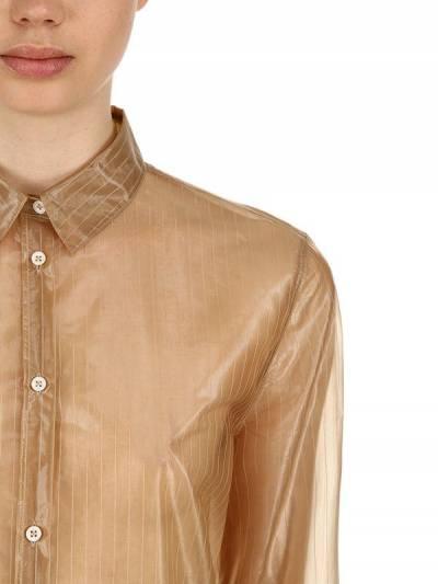 Прозрачная Рубашка Jil Sander 67I0HU015-Mjc30 - 2