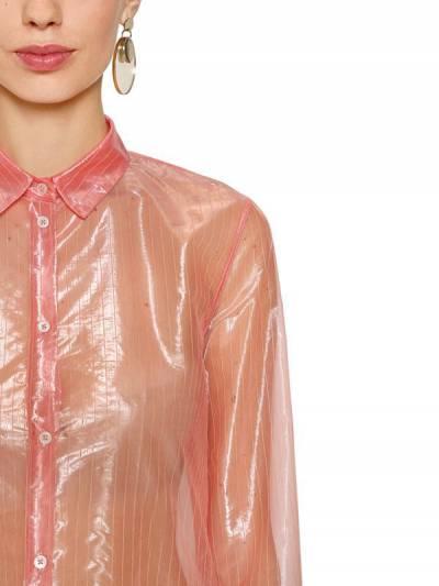 Прозрачная Рубашка Jil Sander 67I0HU016-Njcz0 - 2