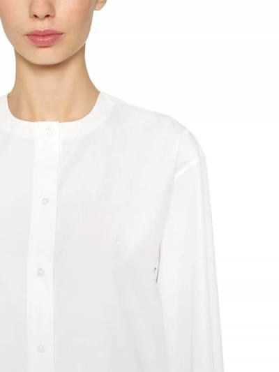 "Рубашка Из Хлопка Поплин ""wednesday"" Jil Sander 67I0HU009-MTAw0 - 2"