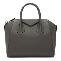 Givenchy Grey Small Antigona Bag 192278F04601301GB