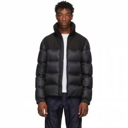 Moncler Black Down Faiveley Jacket 192111M17801008GB