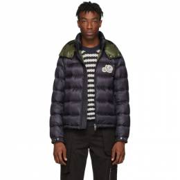 Moncler Navy Down Bramant Jacket 192111M17801604GB