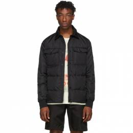 Moncler Black Down Gruss Jacket 192111M17801804GB