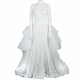 Zuhair Murad Spring 2014 Wedding Dress M 54451