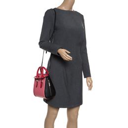 Alexander McQueen Multicolor Leather Mini Heroine Shoulder Bag 159819
