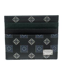 Dolce&Gabbana Green Gift Box Set (Card Holder, iPhone 5 Case and Key Holder)