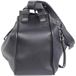 Loewe Black Hammock Crossbody Bag 188733