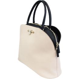 Givenchy Blush Pink Leather Obesida Top Handle Bag 188655