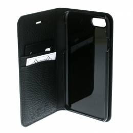 Montblanc Black Leather Flipside iPhone 8 Case 197243