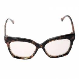 Roberto Cavalli Havana/ Pink Mirrored Montieri 1097 Wayfarer Sunglasses 199115