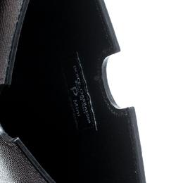 Dolce&Gabbana Black Leather iPad Mini Case