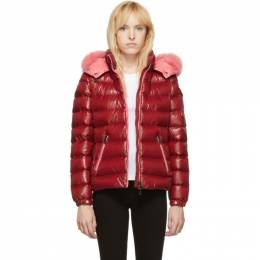 Moncler Red Down Bady Jacket E20934631425C0061
