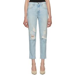 Frame Blue Le Pegged Jeans 192455F06902403GB