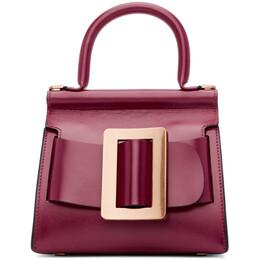 Boyy Purple Karl 19 Bag 192237F04800301GB