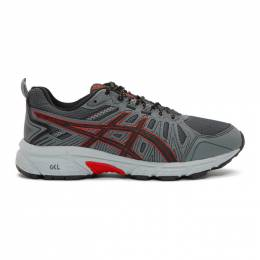 Asics Black Gel-Venture 7 Sneakers 1011A560