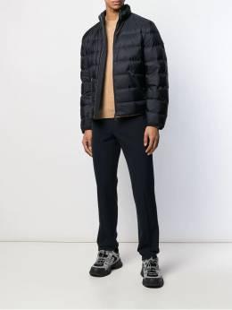 Prada свитер с круглым вырезом UMN602S10234V