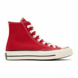Converse Red Chuck 70 High Sneakers 164944C