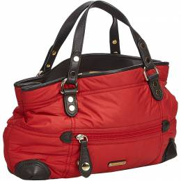 Burberry Red Nylon Everyday Bag 194815