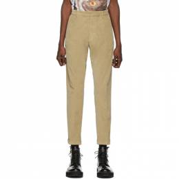 Dsquared2 Beige Hockney Fit Trousers S74KB0314 S52020
