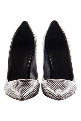 Proenza Schouler Monochrome Leather Pumps Size 37 205953