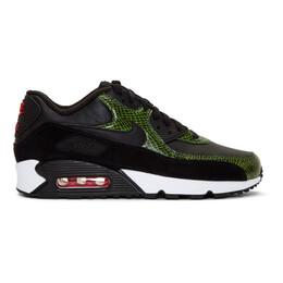 Nike Black Air Max 90 QS Sneakers CD0916