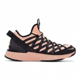 Nike Pink and Black ACG React Terra Gobe Sneakers BV6344