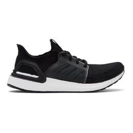 Adidas Originals Black UltraBoost 19 Sneakers G54009