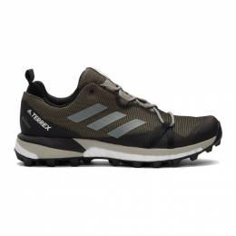 Adidas Originals Grey Terrex Skychaser LT GTX Sneakers F36108