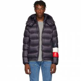 Moncler Navy Down Willm Jacket 192111M17801102GB
