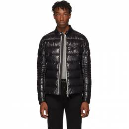 Moncler Black Down Berriat Jacket 192111M17804203GB