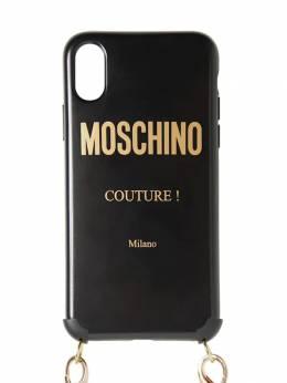 Чехол Для Iphone Xs Moschino 70IL0M033-QTI1NTU1