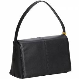 Burberry Black Leather Everyday Bag 185193