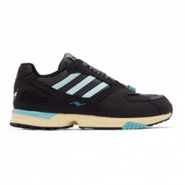 Adidas Originals Black ZX 4000 C Sneakers EE4763